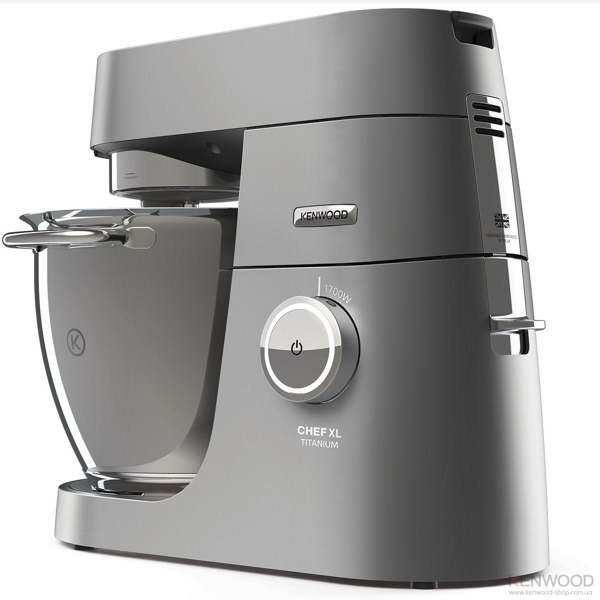 Кухонная машина Kenwood KVL 8320 S Chef XL Titanium - купить в магазине Kenwood Украина.
