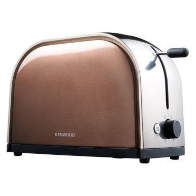 Тостер Kenwood TTM 117 metallics collection